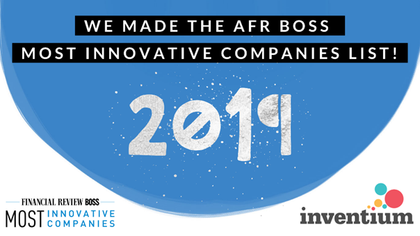 Ellume shines at AFR BOSS' Most Innovative Companies Awards